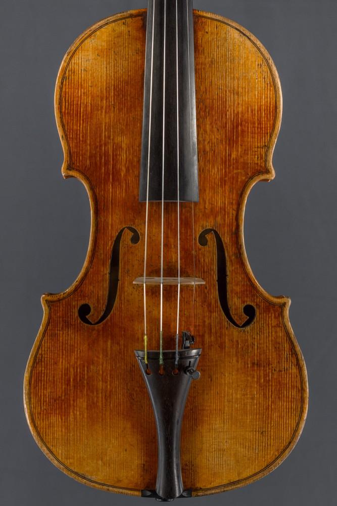 Simon Peters – violin maker thumbnail