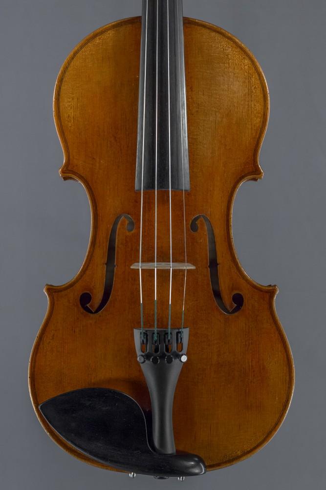 Manufactured violin Guarneri model thumbnail