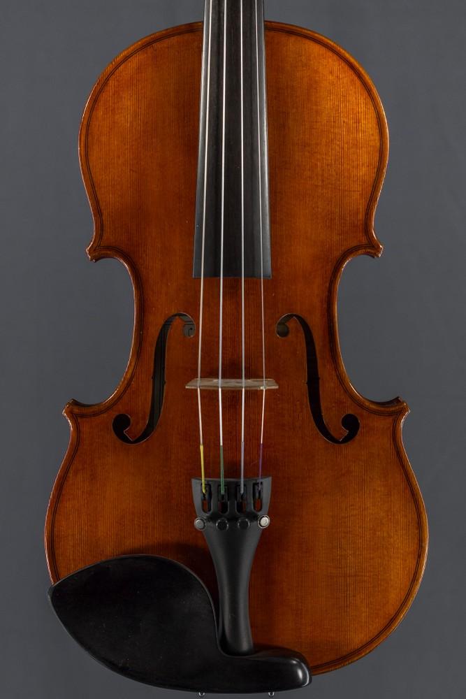 Pascal Gilis 1997 Violin thumbnail