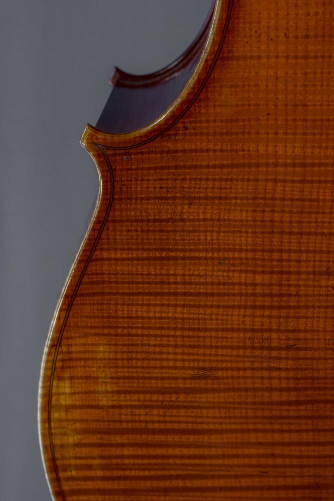 14 violoncelle Meteny modele strad