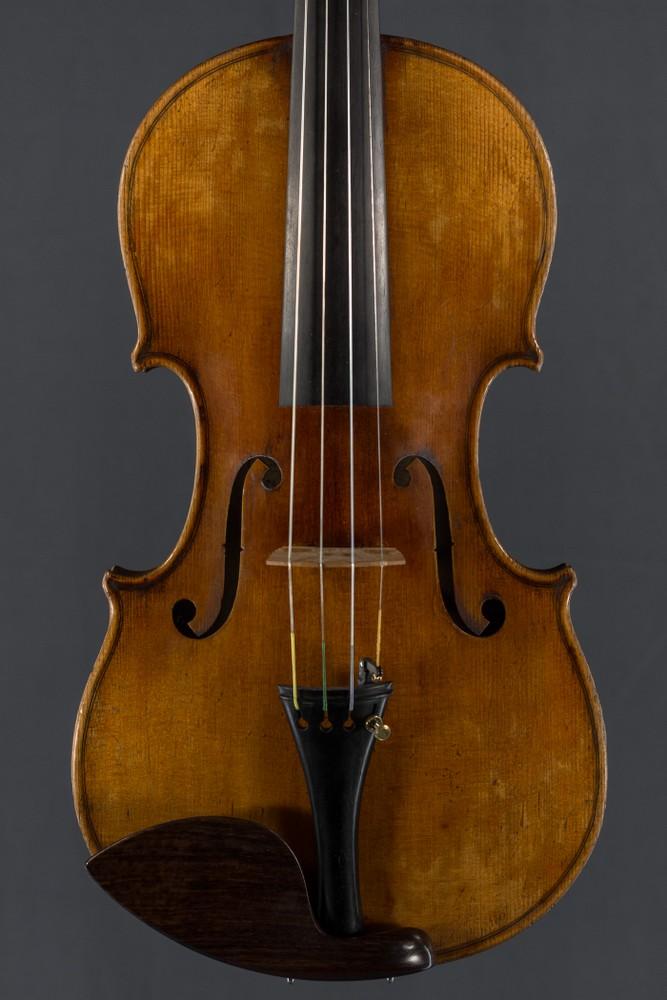 German violin – early XXth century Strad Model thumbnail