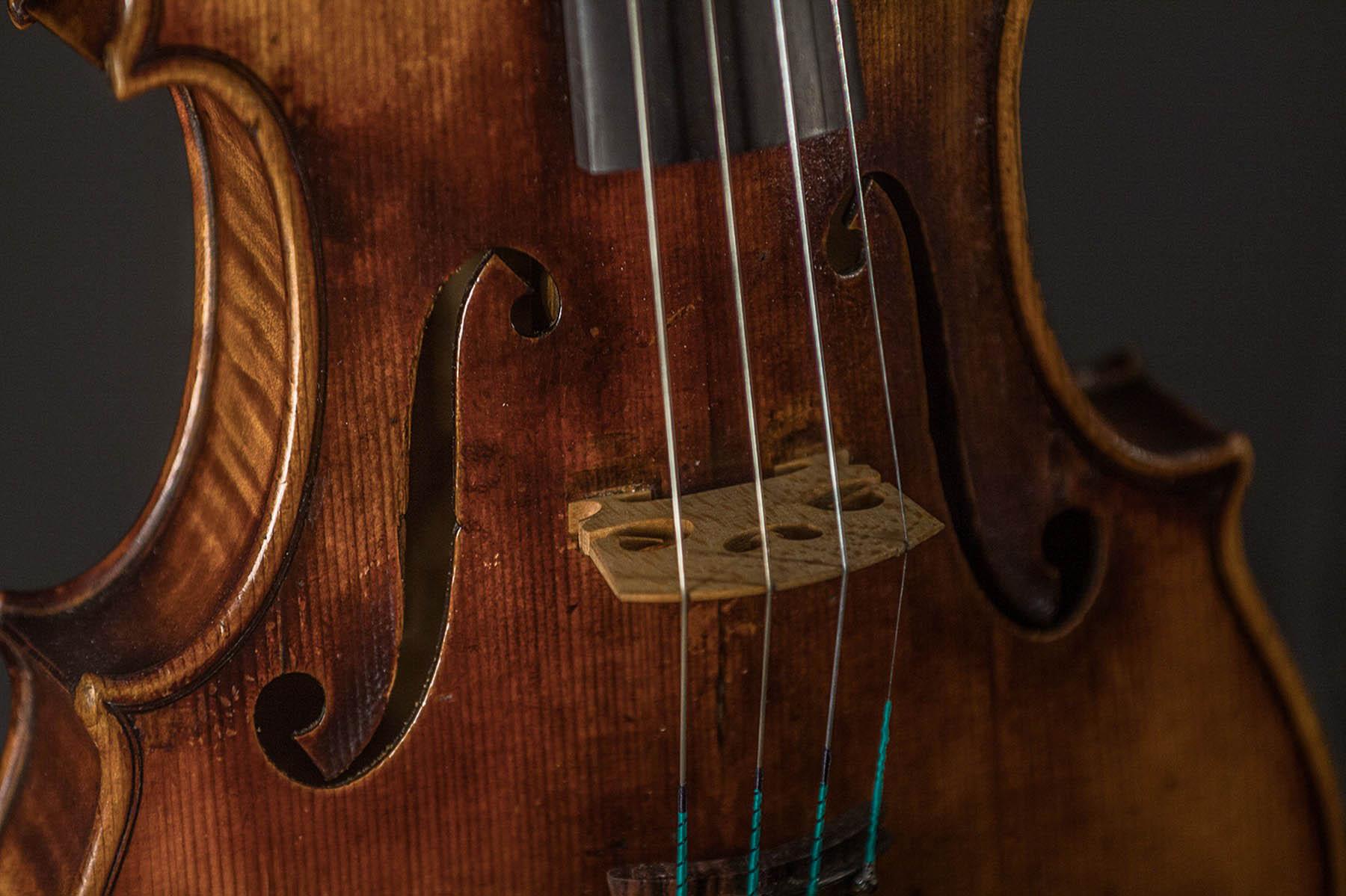 Charles Poncin, violin – 1917 thumbnail