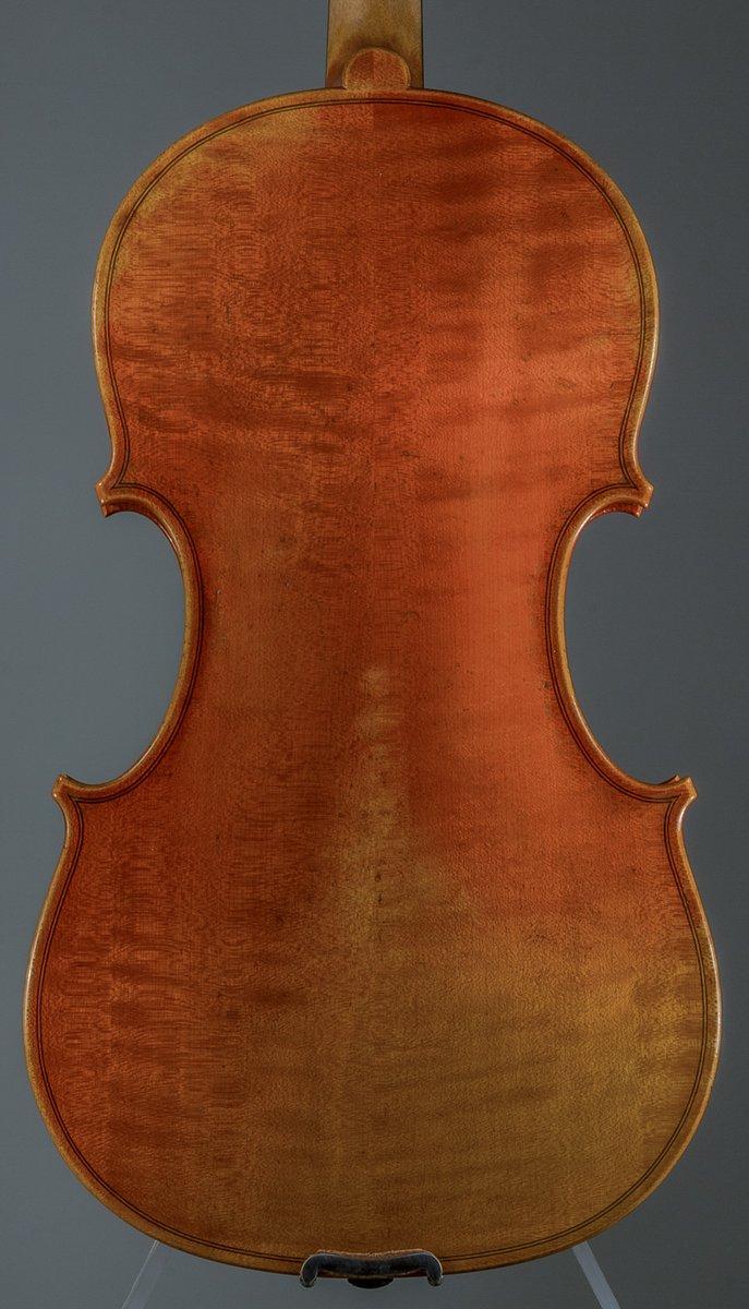02 atelier de la Dyle violon Guarneri model