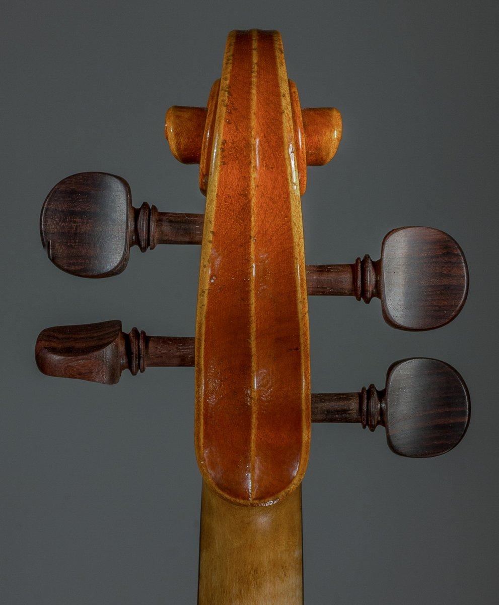 08 atelier de la Dyle violon Guarneri model