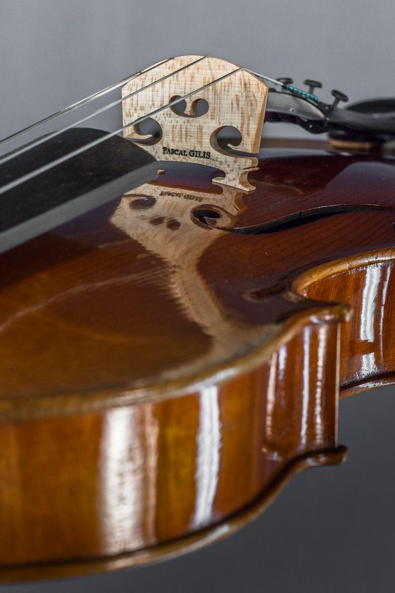 """""""Atelier de la Dyle"""" viola – Guarneri model thumbnail"""