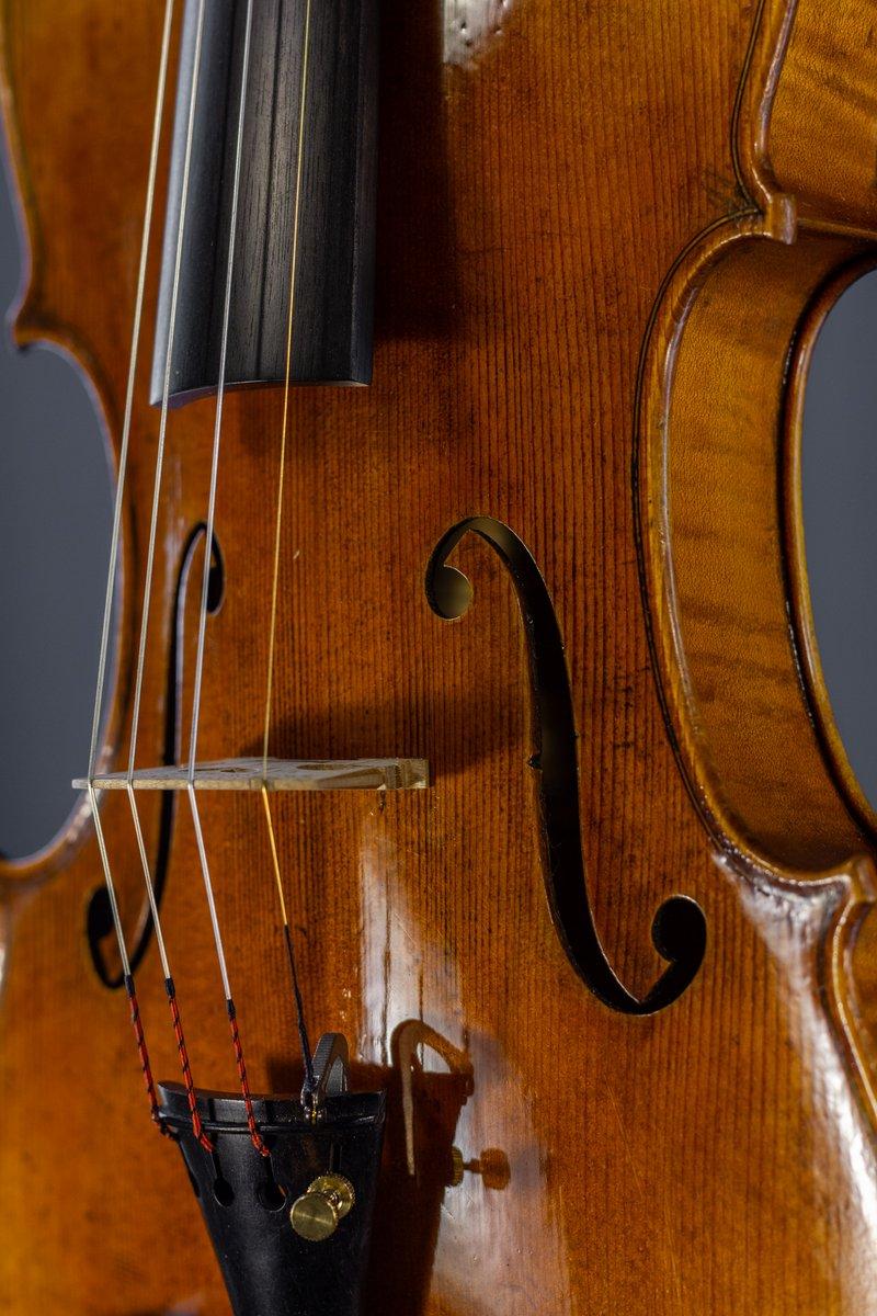 """Gilis freres violin 2019 – model Guarneri """"Lord Wilton"""" 1742 thumbnail"""