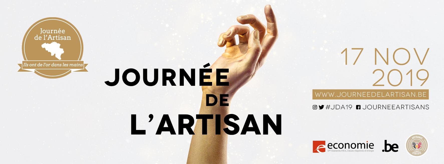 Post thumbnail Journée de l'artisan 2019